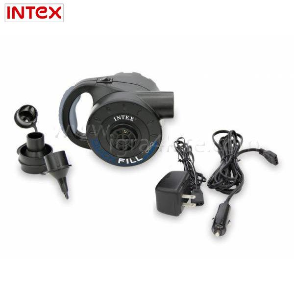 Intex - Електрическа помпа с акумулаторна батерия 66622