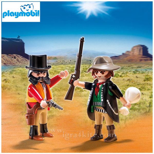 Playmobil - Шериф и разбойник 5512
