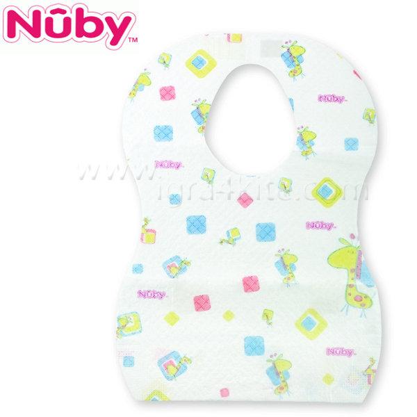 Nuby - Лигавници за еднократна употреба - 10бр
