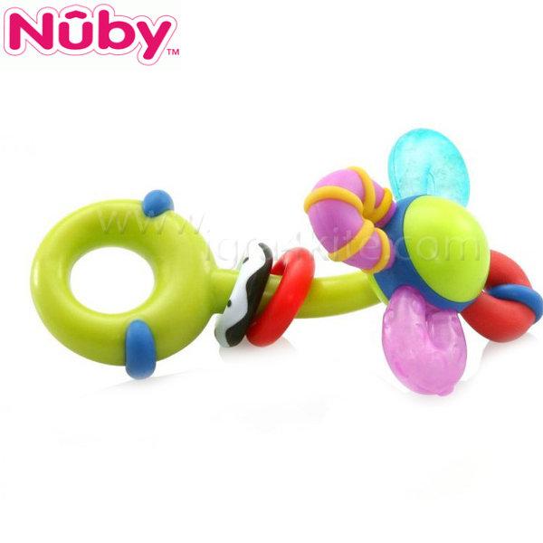 Nuby - Дъвкалка цвете с Ice гел