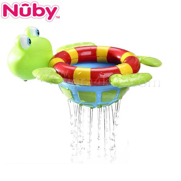 Nuby - Играчка за баня - Жаба