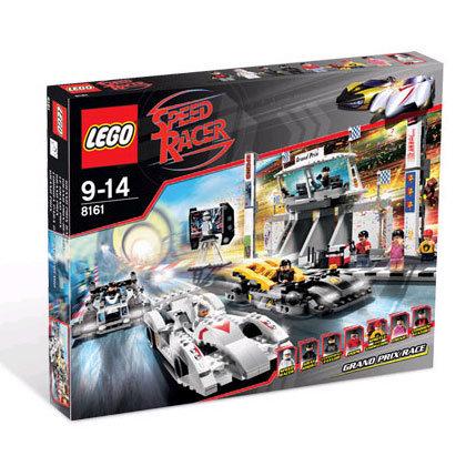 Lego 8161 Speed Racer - Grand Prix Race
