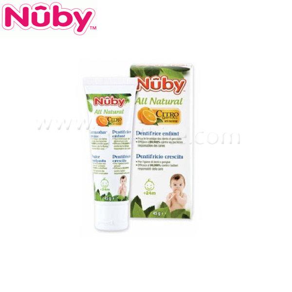Nuby - Паста за зъби 45гр.