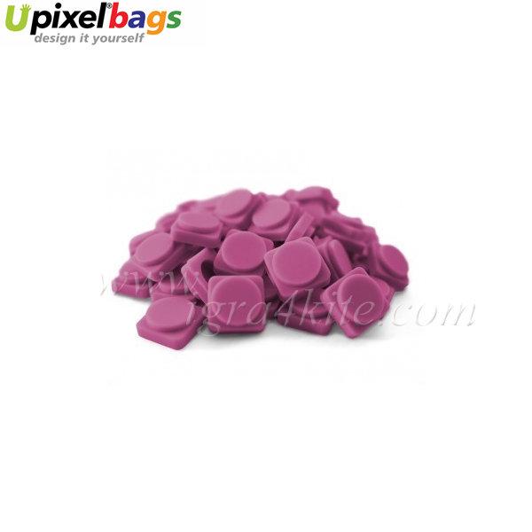 Upixel - Малки пиксел чипове - ярко розово