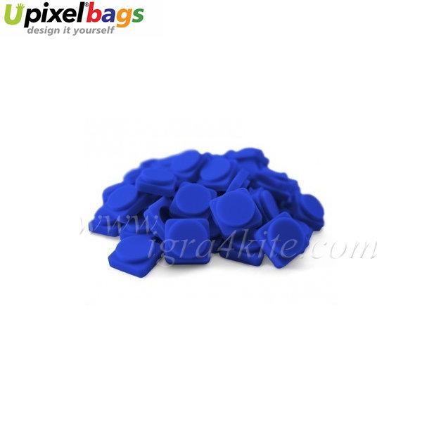 Upixel - Големи пиксел чипове - кралско синьо