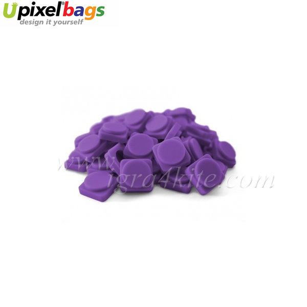 Upixel - Малки пиксел чипове - лилаво