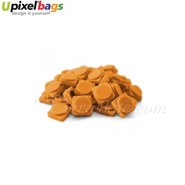 Upixel - Малки пиксел чипове - оранжево