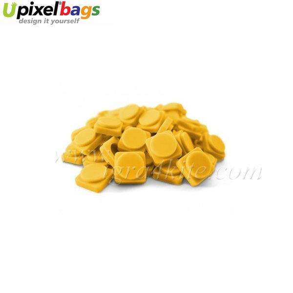 Upixel - Малки пиксел чипове - жълто