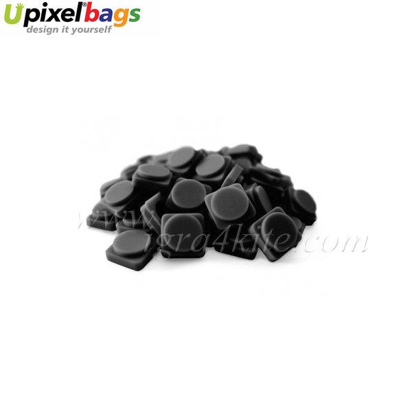 Upixel - Малки пиксел чипове - черно
