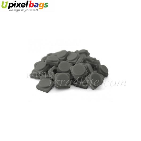 Upixel - Малки пиксел чипове - тъмно сиво