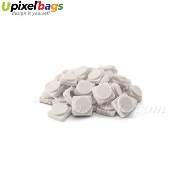 Upixel - Големи пиксел чипове - каменно сиво