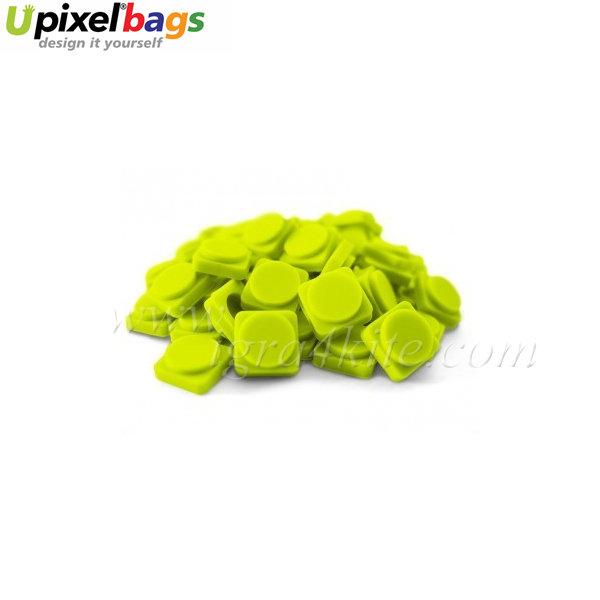 Upixel - Малки пиксел чипове - ментово зелено