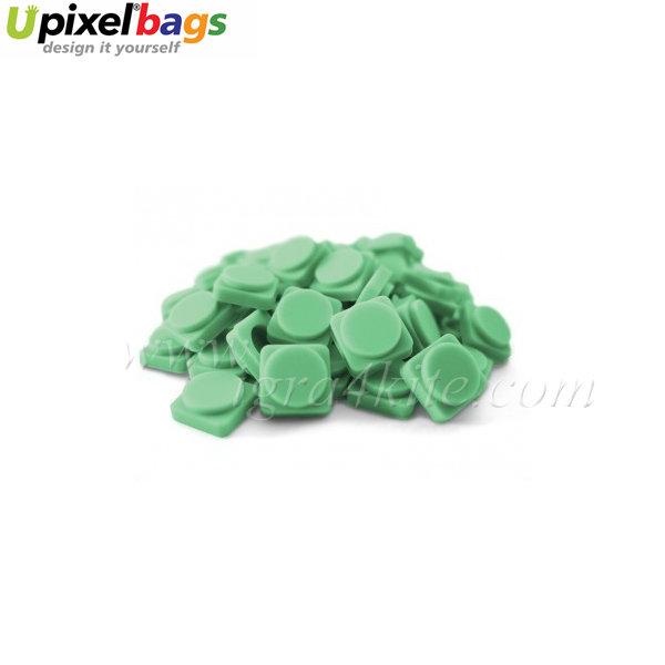 Upixel - Малки пиксел чипове - синьо-зелено