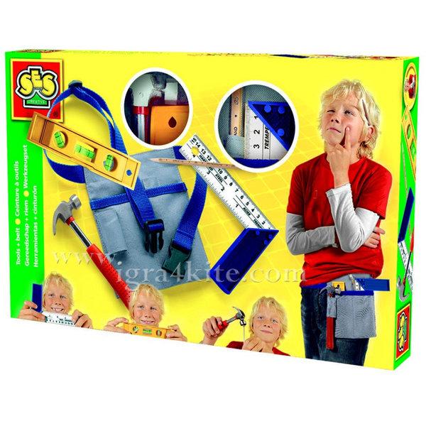 SES Creative - Комплект инструменти в чанта 00949