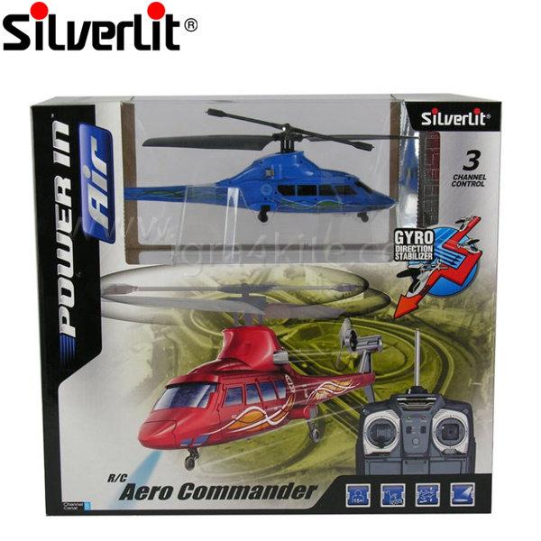 Silverlit - Хеликоптер Аерокомандер с радио управление RC 84515