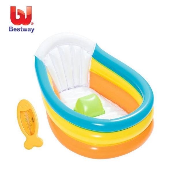 Bestway - Бебешка надуваема вана 51134