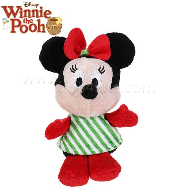 Disney  -  Мини Маус червена плюшена играчка 10 см. 054113