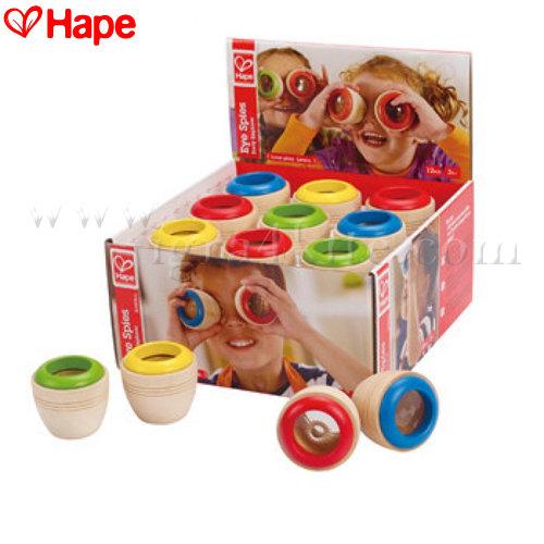 Hape - Дървен калейдоскоп H1003