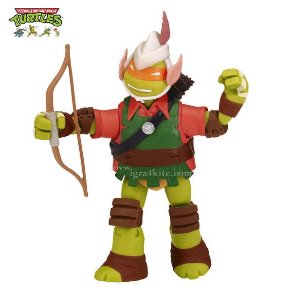 TMNT Костенурките Нинджа - Екшън фигура Mike Elf Larp 90500