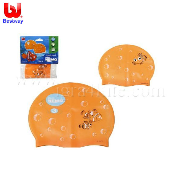Bestway - Nemo плувна шапка 91106