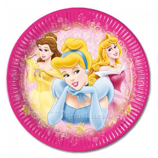 Procos - Принцеси Princess Beauty Чинийки 2132