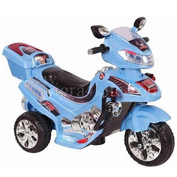 Moni - Детски акумулаторен мотор C031 син 100695