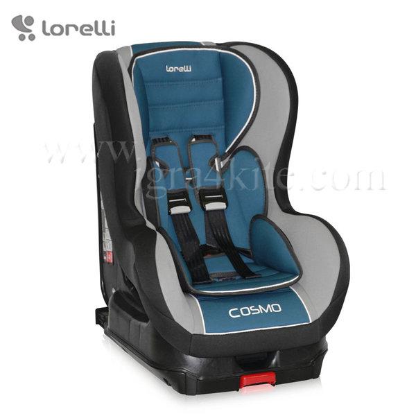 Lorelli - Стол за кола COSMO ISOFIX Agora Petrole 9-18кг. 100709815