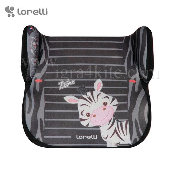 Lorelli - Стол за кола TOPO COMFORT ZEBRA 15-36кг. 1007099