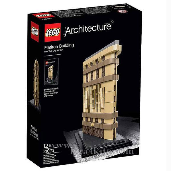 Lego 21023 Архитектура - Сградата Флатайрън, Ню Йорк