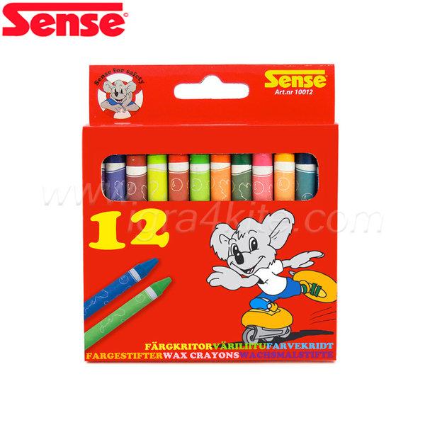 Sense - Пастели - 12 бр. 10012