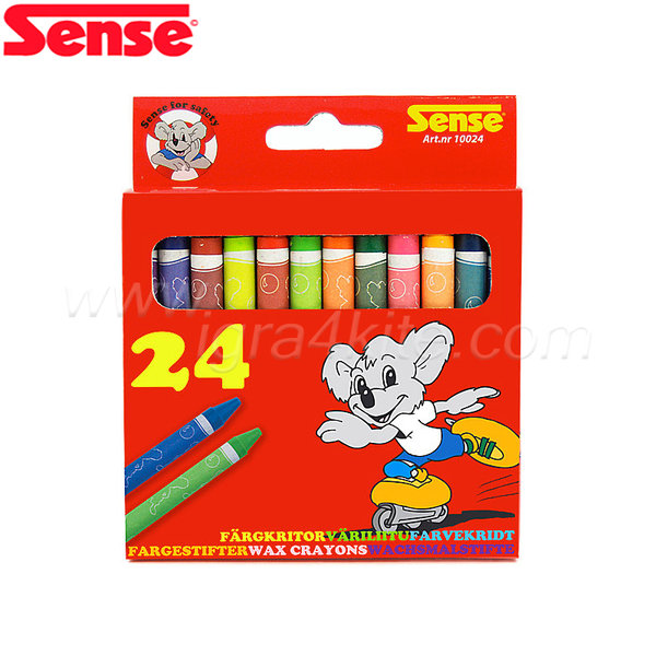Sense -  Пастели - 24 броя 10024