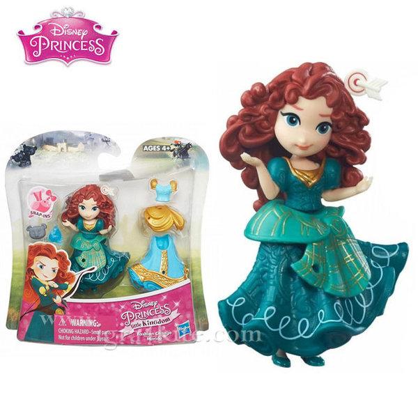 Disney Princess - Малка кукла с втори тоалет Мерида b5327