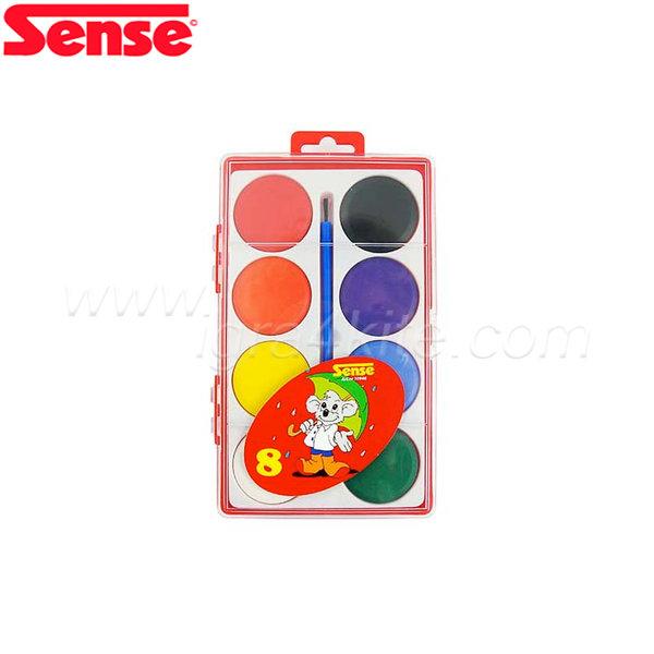Sense - Водни боички Джъмбо - 8 цвята 10948