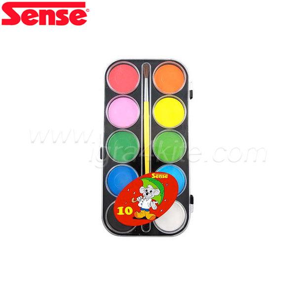 Sense - Водни боички Джъмбо - 10 цвята 10950