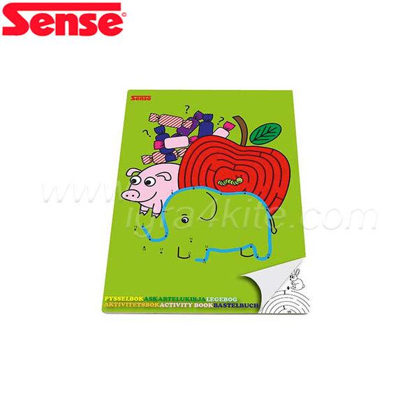 Sense - Книжка за активни занимания 12182