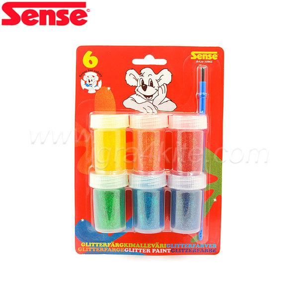 Sense - Боички с блясък - 6 броя 10965