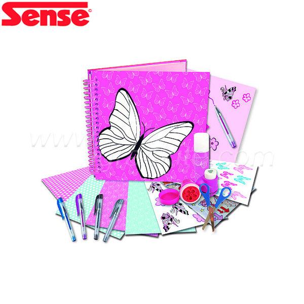 "Sense - Комплект за апликации ""Пеперуда"" 28047"