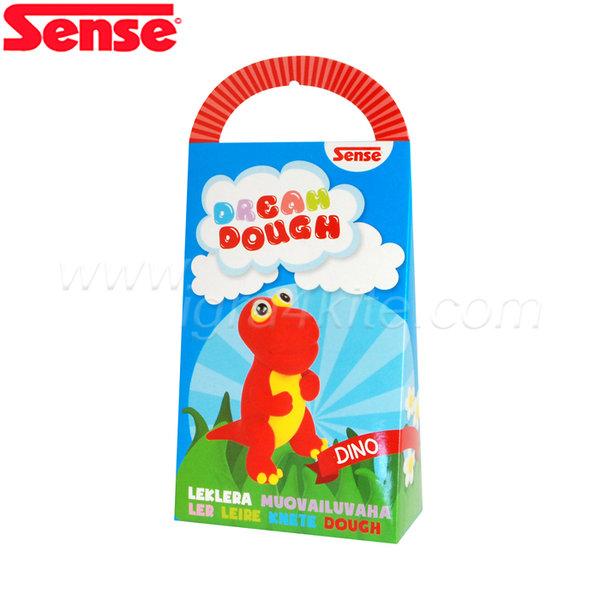 Sense - Моделин Dream Dough Динозавър 13021