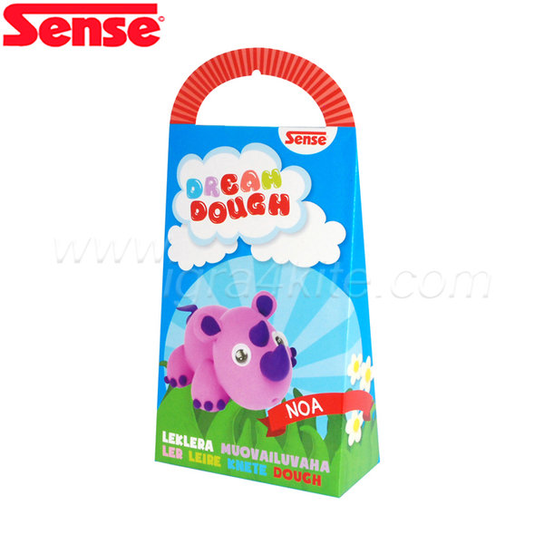 Sense - Моделин Dream Dough Носорог 13022