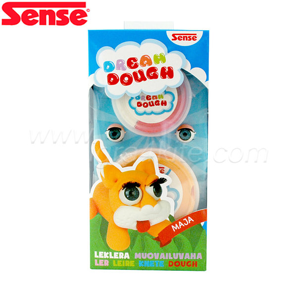 Sense - Моделин Dream Dough Тигър 13040