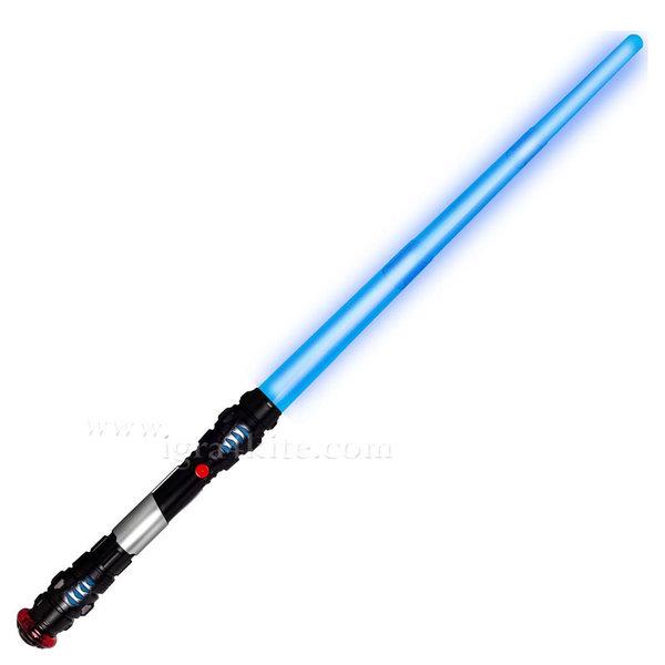 Glowing Sword - Електронен меч с вибрации син 106см 66630