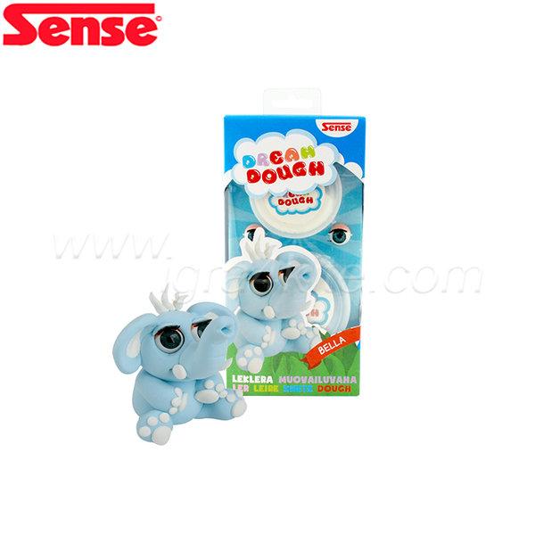Sense - Моделин Dream Dough Слонче 13042