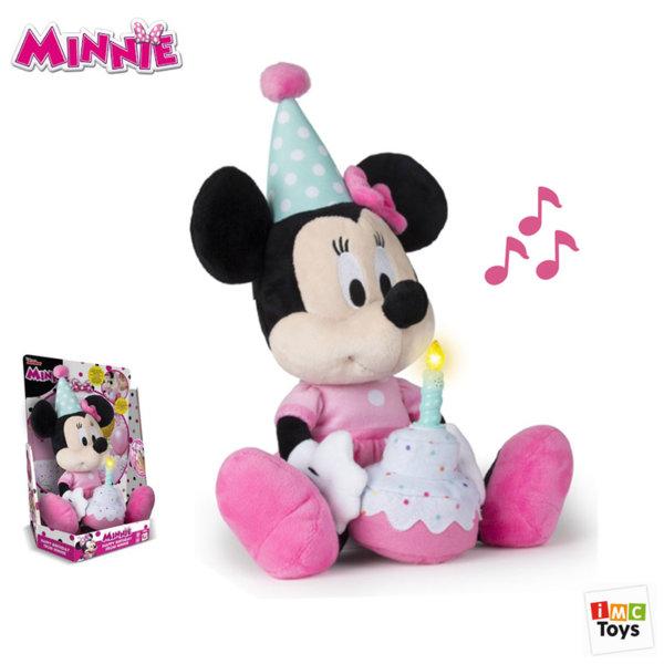 IMC Toys - Disney Minnie Mouse Честит рожден ден Мини! 184572