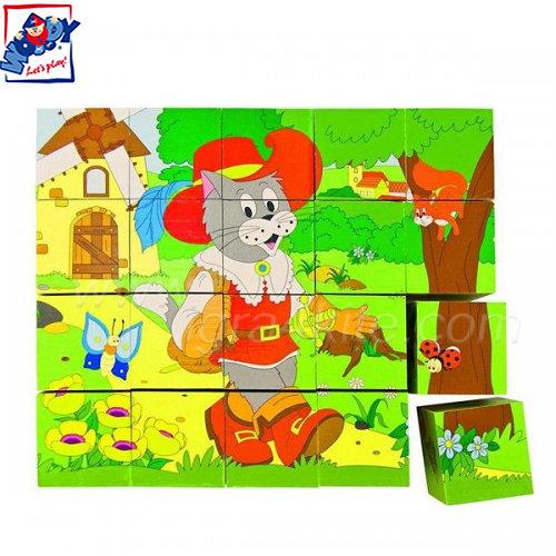 Woody - Кубчета с картинки - Приказки 90247