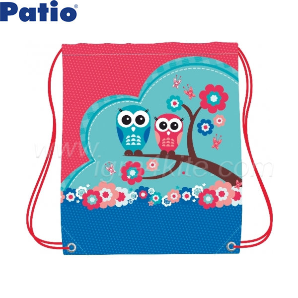 Patio - Спортна торба Owl