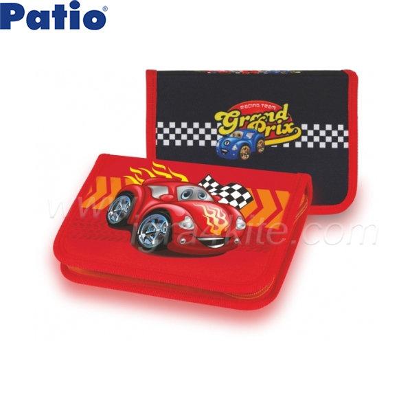 Patio - Несесер с един цип пълен Race