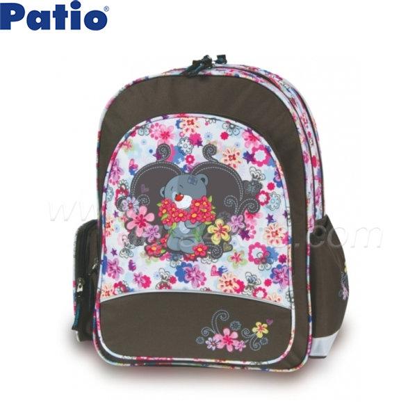 Patio - Ученическа раница с две отделения Teo Bear 53075