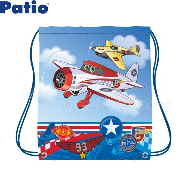 Patio - Спортна торба Plane