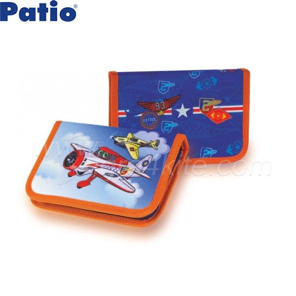 Patio - Несесер с един цип пълен Plane