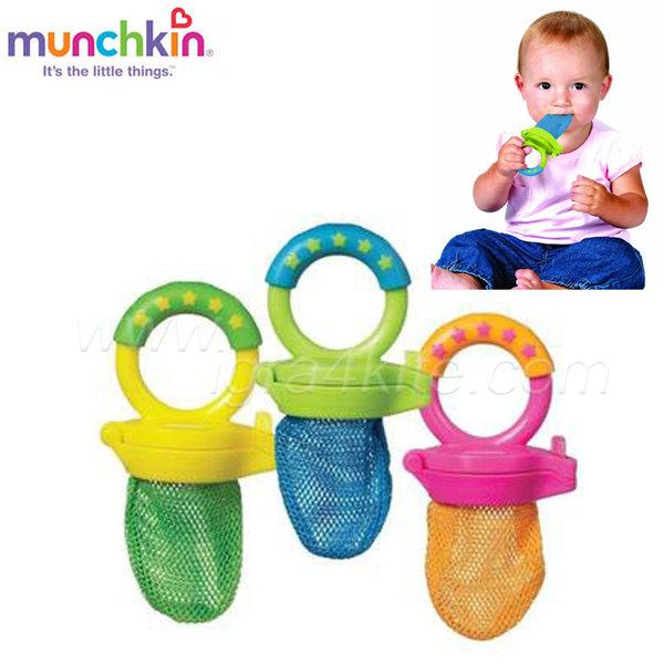 Munchkin - Чесалка за зъби с пресни плодове
